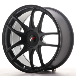 JR29 8,5x19 BLANK ET20-45 MATT BLACK