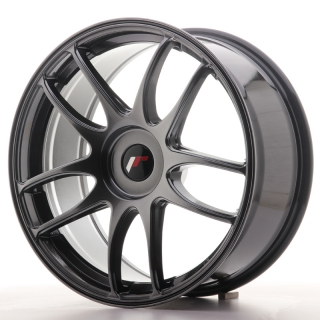 JR29 8,5x19 5x100 ET35-45 HYPER BLACK