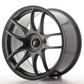 JR29 9,5x19 5x110 ET20-45 HYPER BLACK