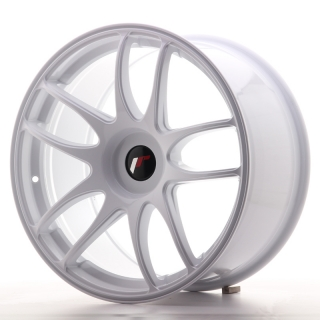 JR29 9,5x19 5x100 ET20-45 WHITE