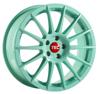 TEC AS2 7x17 4x100 ET42 MINT