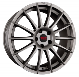 TEC AS2 8x18 4x100 ET38 GUNMETAL