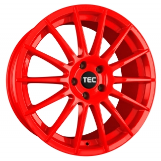 TEC AS2 8x18 5x108 ET45 RED