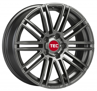 TEC AS3 7x17 4x108 ET25 GUNMETAL
