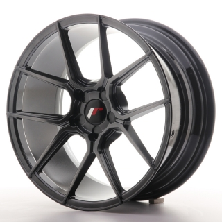 JR30 8,5x18 5x100 ET20-40 HYPER BLACK