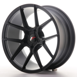 JR30 8,5x18 5H BLANK ET20-40 MATT BLACK