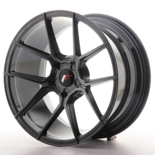 JR30 9,5x18 5x100 ET20-40 HYPER BLACK