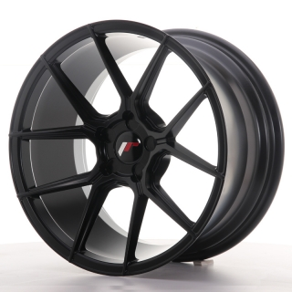 JR30 9,5x18 5x120 ET20-40 MATT BLACK
