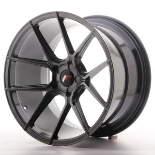 JR30 11x19 5x118 ET15-40 HYPER BLACK