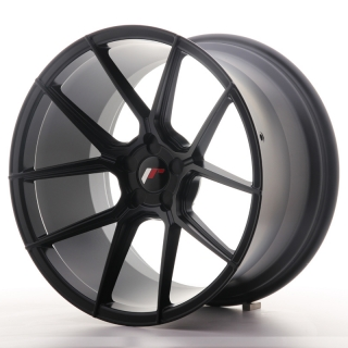 JR30 11x19 5x108 ET15-40 MATT BLACK