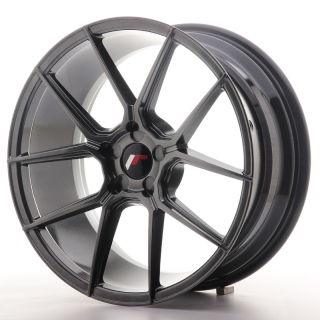 JR30 8,5x19 5x118 ET20-40 HYPER BLACK