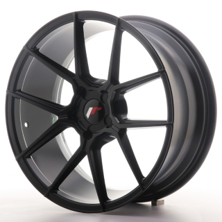 JR30 8,5x19 5H BLANK ET35-40 MATT BLACK