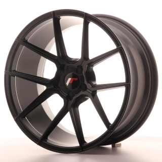 JR30 9,5x19 5x108 ET20-40 MATT BLACK