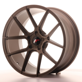 JR30 9,5x19 5H BLANK ET20-40 MATT BRONZE