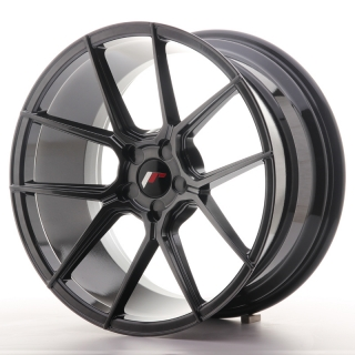 JR30 9,5x19 5x110 ET35-40 HYPER BLACK