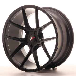 JR30 9,5x19 5H BLANK ET35-40 MATT BLACK