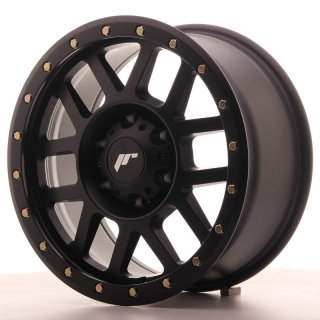 JRX2 8x17 6x139,7 ET20 MATT BLACK