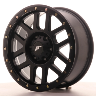 JRX2 8x18 6x139,7 ET20 MATT BLACK