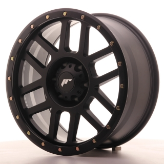 JRX2 9x20 6x139,7 ET20 MATT BLACK