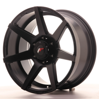 JRX3 9x18 6x139,7 ET20 MATT BLACK