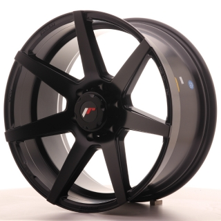 JRX3 9,5x20 6x139,7 ET20 MATT BLACK