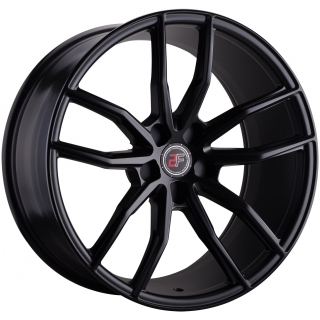 2FORGE ZF4 9.5x20 5x120 ET9-45 MATT BLACK