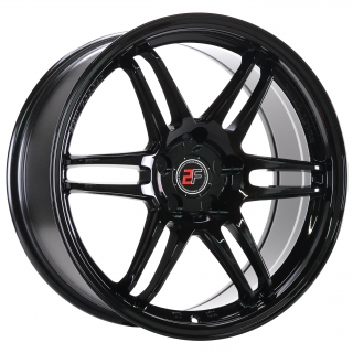 2FORGE ZF5 8x18 5x118 ET15-38 GLOSS BLACK