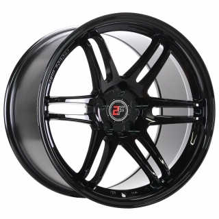 2FORGE ZF5 11x18 5x118 ET15-50 GLOSS BLACK