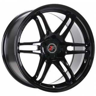 2FORGE ZF5 9x18 5x130 ET0-38 GLOSS BLACK