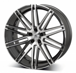 AC STORM 9x22 5x120 ET32 74,1 RACING GREY