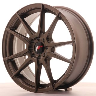 JR21 7x17 5x108/112 ET40 MATT BRONZE