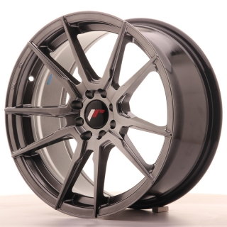 JR21 8x17 5x108/112 ET35 HYPER BLACK