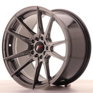 JR21 9x17 4x100/114,3 ET20 HYPER BLACK