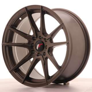 JR21 9x17 4x100/114,3 ET20 MATT BRONZE