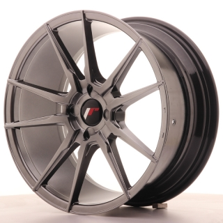 JR21 8,5x18 4x114,3 ET30-40 HYPER BLACK