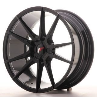JR21 8,5x18 5x118 ET40 GLOSS BLACK