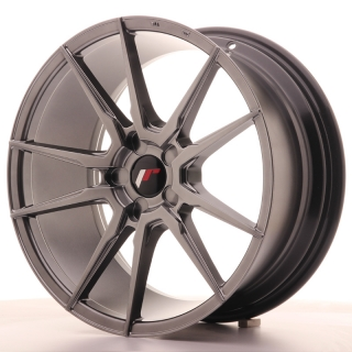 JR21 8,5x18 5x118 ET40 HYPER BLACK