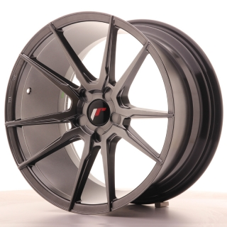 JR21 9,5x18 5x118 ET20-40 HYPER BLACK