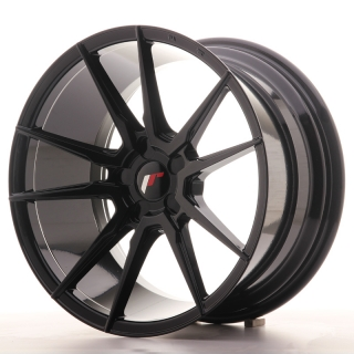 JR21 9,5x18 5x100 ET30-40 GLOSS BLACK
