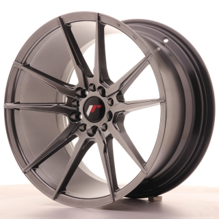 JR21 9,5x18 5x100/120 ET35 HYPER BLACK