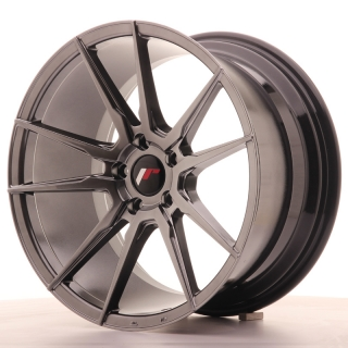 JR21 9,5x18 5x112 ET40 HYPER BLACK