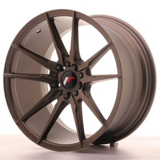 JR21 9,5x18 5x112/114,3 ET40 MATT BRONZE