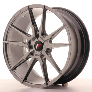 JR21 8,5x19 5x100 ET35-40 HYPER BLACK