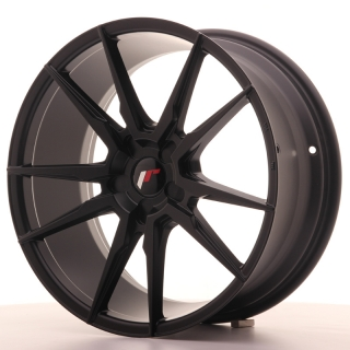 JR21 8,5x19 5H BLANK ET35-40 MATT BLACK