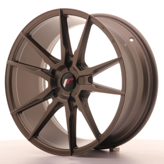 JR21 8,5x19 5H BLANK ET35-40 MATT BRONZE
