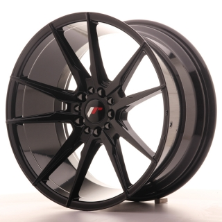 JR21 9,5x19 5x100/120 ET35 GLOSS BLACK
