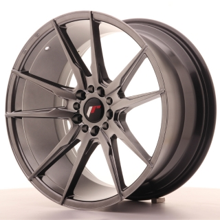 JR21 9,5x19 5x100/120 ET35 HYPER BLACK