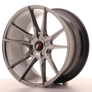 JR21 9,5x19 5x100 ET35-40 HYPER BLACK