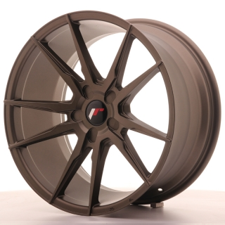 JR21 9,5x19 5H BLANK ET35-40 MATT BRONZE