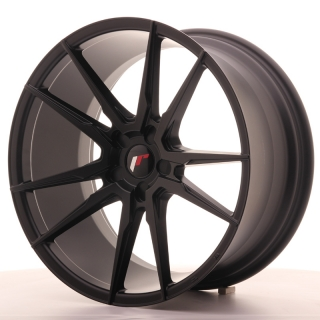 JR21 10x20 5x114,3 ET40 MATT BLACK